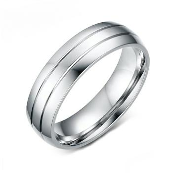 "Ring ""Two Lines"""