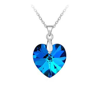 "Schmuckset ""Blue Heart"""